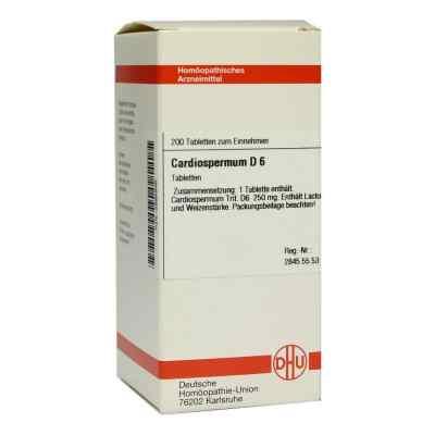 Cardiospermum D 6 Tabletten  bei versandapo.de bestellen