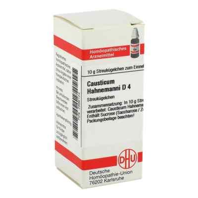 Causticum Hahnemanni D 4 Globuli  bei versandapo.de bestellen