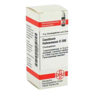 Causticum Hahnemanni D 200 Globuli  bei versandapo.de bestellen