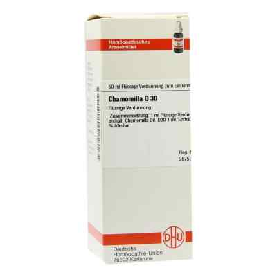 Chamomilla D 30 Dilution  bei versandapo.de bestellen