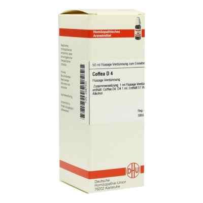 Coffea D 4 Dilution  bei versandapo.de bestellen