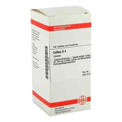 Coffea D 4 Tabletten  bei versandapo.de bestellen