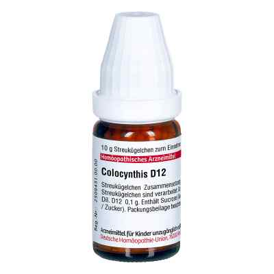Colocynthis D 12 Globuli  bei versandapo.de bestellen