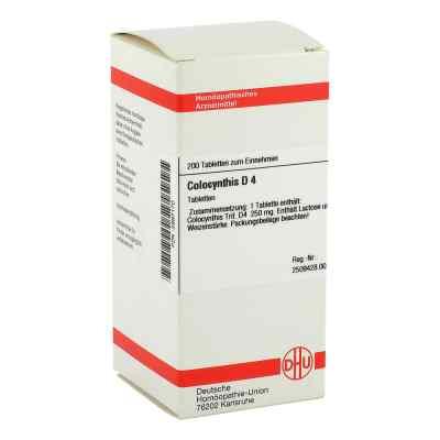 Colocynthis D 4 Tabletten  bei versandapo.de bestellen