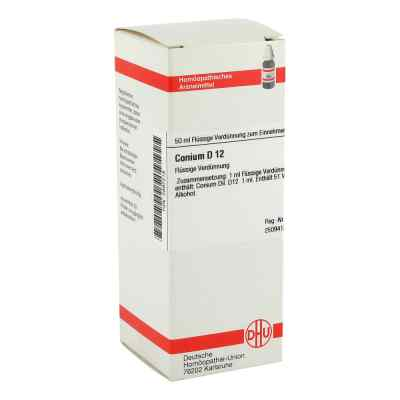 Conium D 12 Dilution  bei versandapo.de bestellen