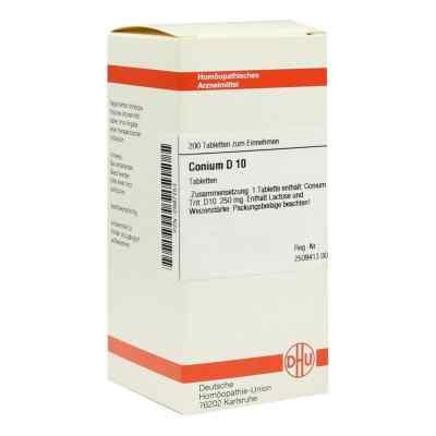 Conium D 10 Tabletten  bei versandapo.de bestellen