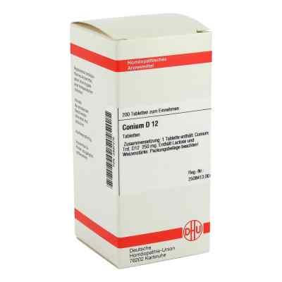 Conium D 12 Tabletten  bei versandapo.de bestellen