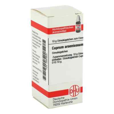 Cuprum Arsenicosum D 10 Globuli  bei versandapo.de bestellen