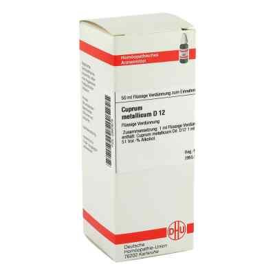 Cuprum Metallicum D 12 Dilution  bei versandapo.de bestellen