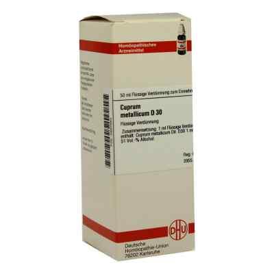 Cuprum Metallicum D 30 Dilution  bei versandapo.de bestellen