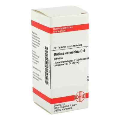 Datisca Cannabina D 4 Tabletten  bei versandapo.de bestellen