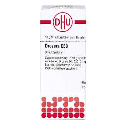 Drosera C 30 Globuli  bei versandapo.de bestellen