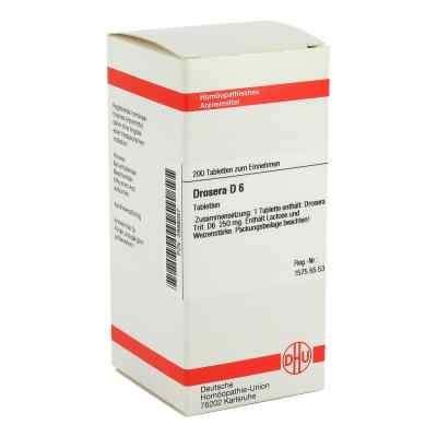 Drosera D 6 Tabletten  bei versandapo.de bestellen