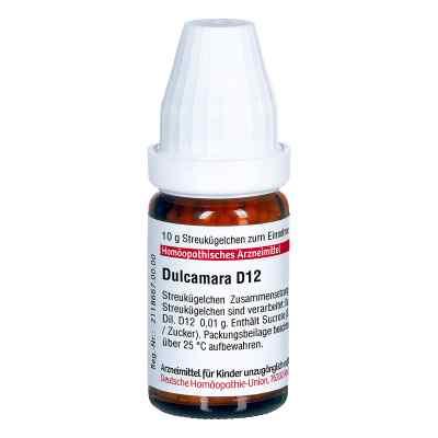Dulcamara D 12 Globuli  bei versandapo.de bestellen