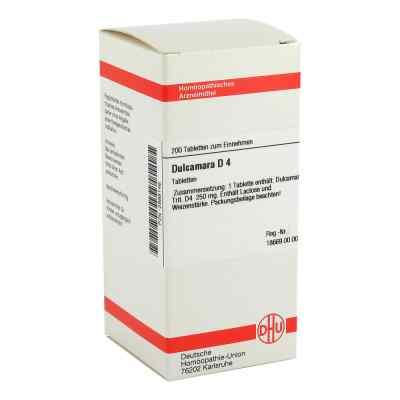 Dulcamara D 4 Tabletten  bei versandapo.de bestellen