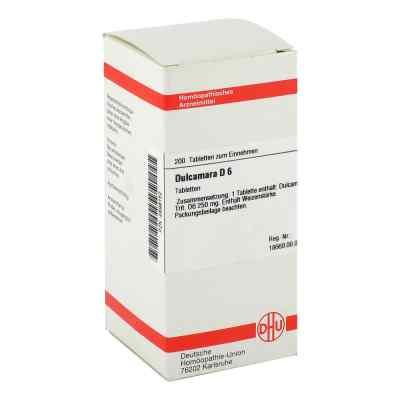 Dulcamara D 6 Tabletten  bei versandapo.de bestellen