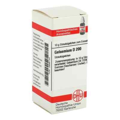 Gelsemium D 200 Globuli  bei versandapo.de bestellen