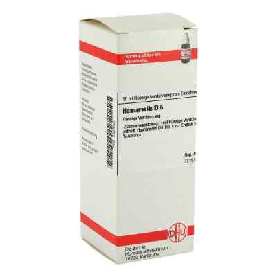 Hamamelis D 6 Dilution  bei versandapo.de bestellen