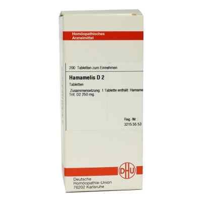 Hamamelis D 2 Tabletten  bei versandapo.de bestellen