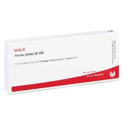 Aorta Tota Gl D 5 Ampullen  bei versandapo.de bestellen