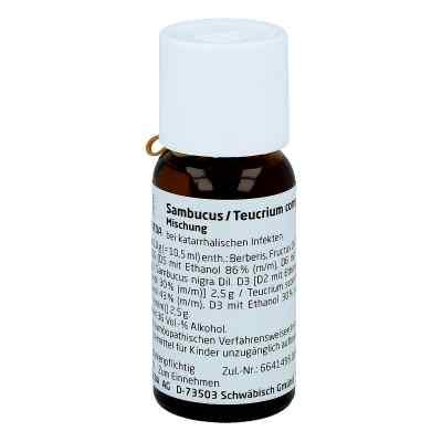Sambucus / Teucrium compositus  Dilution  bei versandapo.de bestellen