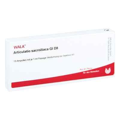 Articulatio Sacroiliaca Gl D 8 Ampullen  bei versandapo.de bestellen
