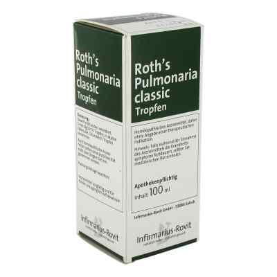Roths Pulmonaria classic Tropfen  bei versandapo.de bestellen