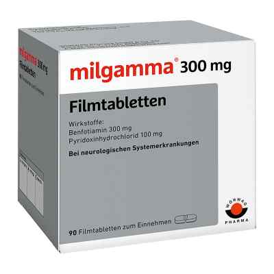 Milgamma 300 mg Filmtabletten  bei versandapo.de bestellen
