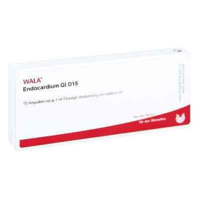 Endocardium Gl D 15 Ampullen  bei versandapo.de bestellen