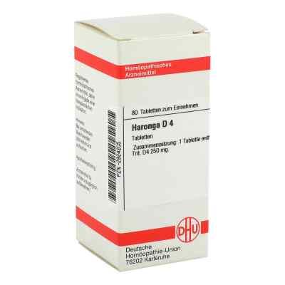 Haronga D 4 Tabletten  bei versandapo.de bestellen