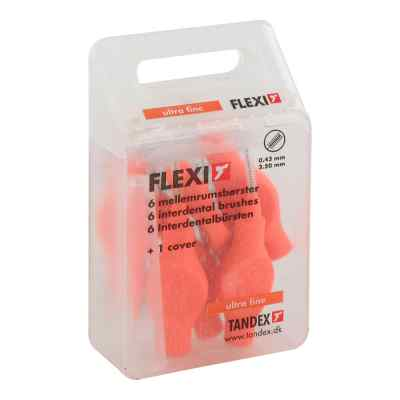 Tandex Flexi Interdental Bürsten orange 0,45mm  bei versandapo.de bestellen