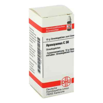 Hyoscyamus C 30 Globuli  bei versandapo.de bestellen