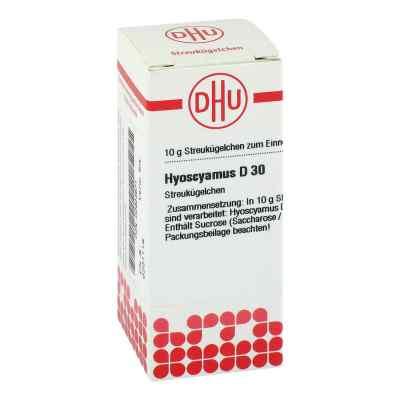 Hyoscyamus D 30 Globuli  bei versandapo.de bestellen