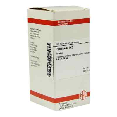 Hypericum D 2 Tabletten  bei versandapo.de bestellen