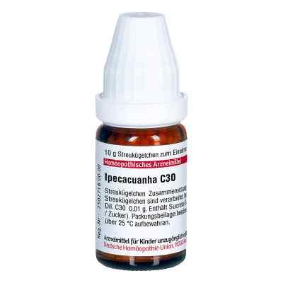 Ipecacuanha C 30 Globuli  bei versandapo.de bestellen