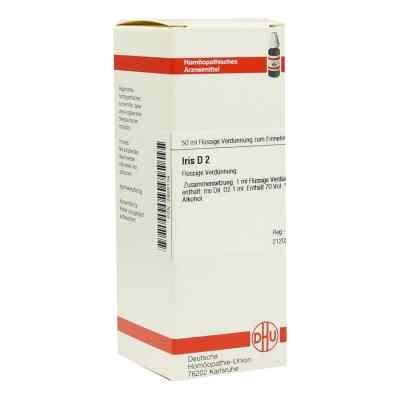 Iris D 2 Dilution  bei versandapo.de bestellen