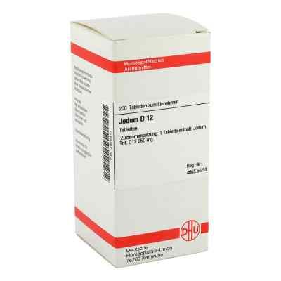 Jodum D 12 Tabletten  bei versandapo.de bestellen