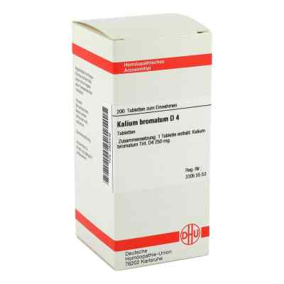 Kalium Bromatum D 4 Tabletten  bei versandapo.de bestellen