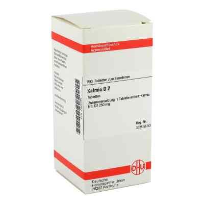 Kalmia D 2 Tabletten  bei versandapo.de bestellen