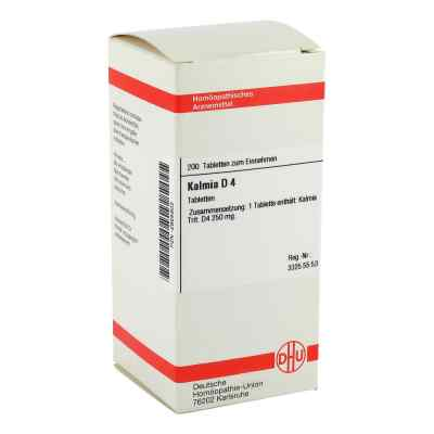 Kalmia D 4 Tabletten  bei versandapo.de bestellen