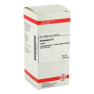 Kreosotum D 4 Tabletten  bei versandapo.de bestellen