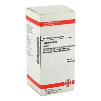 Lachesis D 30 Tabletten  bei versandapo.de bestellen