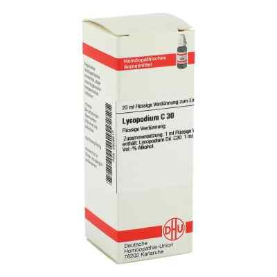 Lycopodium C 30 Dilution  bei versandapo.de bestellen