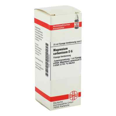 Magnesium Carbonicum D 6 Dilution  bei versandapo.de bestellen
