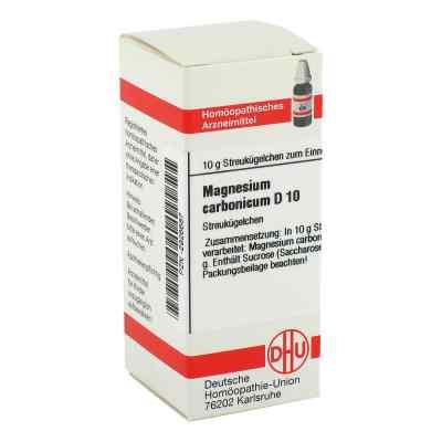 Magnesium Carbonicum D 10 Globuli  bei versandapo.de bestellen