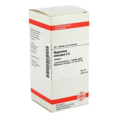 Magnesium Chloratum D 6 Tabletten  bei versandapo.de bestellen