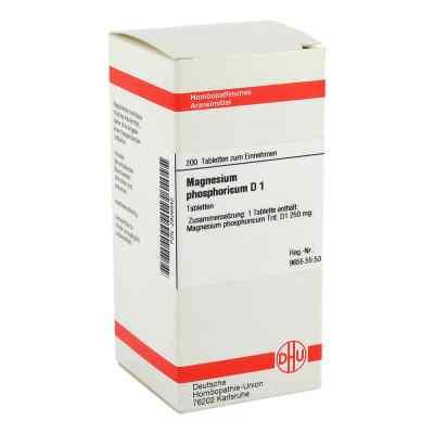 Magnesium Phos. D 1 Tabletten  bei versandapo.de bestellen
