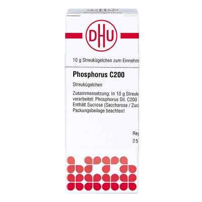 Phosphorus C 200 Globuli  bei versandapo.de bestellen
