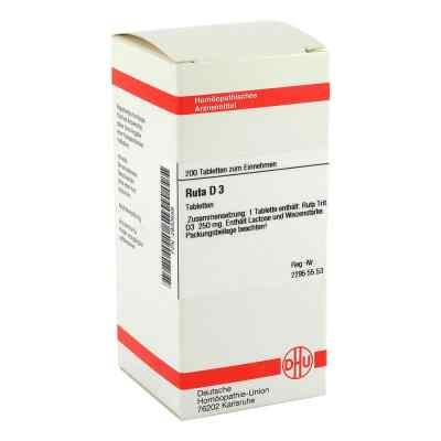 Ruta D 3 Tabletten  bei versandapo.de bestellen