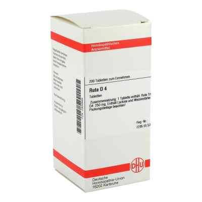 Ruta D 4 Tabletten  bei versandapo.de bestellen
